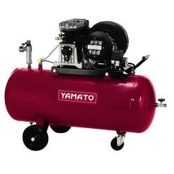 Compresor yamato profesion. 100 lt.hp3,0