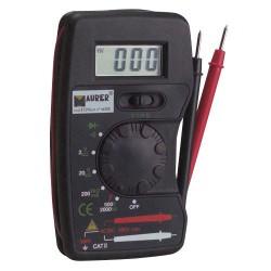 Polimetro digital maurer bolsillo profe.