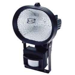 Foco halogeno 300w+lamp+sensor