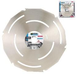 Disco mat/plasticos maurer 230 mm.