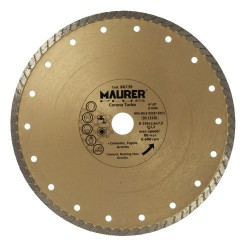 Disco diamante maurer cont.turbo 230mm