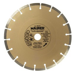 Disco diamante maurer segmentado 230mm