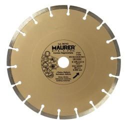 Disco diamante maurer segmentado 230mm