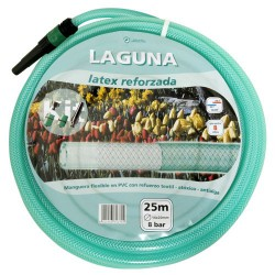 Tubo latex papillon ref.15mm ro.25mt+acc