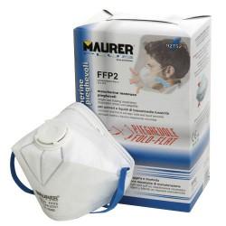 Mascarilla maurer pleg ffp2 .c/val.(c10)