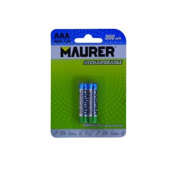 Pila maurer recargable hr-3 (bl 2pcs)