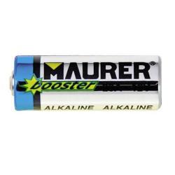 Pila maurer alcalina 12v-e23a (bl 1pc)
