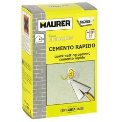 Edil cemento rapido maurer (caja 1k)