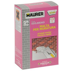 Edil mortero rapido maurer (caja 1k)
