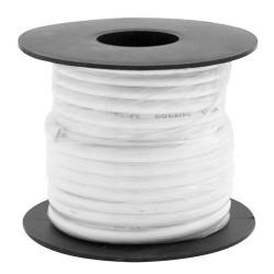 Cable de antena coaxial 3c2v rollo 10mt.