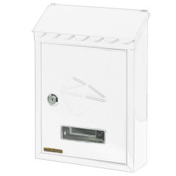 Buzon maurer ext 21x30x6,8 blanco