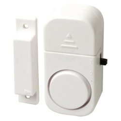 Alarma inalambrica para puertas y ventan