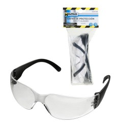 Gafas protec.en166 sport transp.