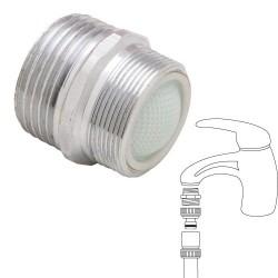 Atomizador adaptador saturnia m24 x 3/4