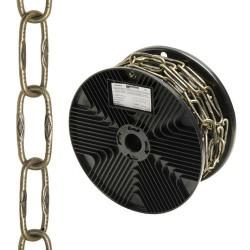Cadena deco grab cuero 4,0x46mm r.20m