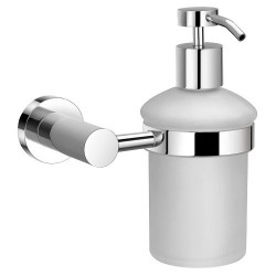 Dispensador maurer pared crist.fros/inox