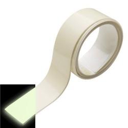Cinta fotoluminiscente 1,9cm x 1mt
