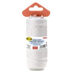 Cuerda algodon carnic. 50gr/roll.ø1,50mm