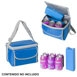 Nevera bolsa termica 5lt azul