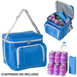 Nevera bolsa termica 28lt azul