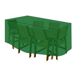 Funda cubre mesa/conjunto 100x110x220cm