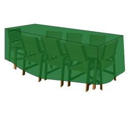 Funda cubre mesa/conjunto 100x200x280cm