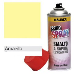 Spray maurer amarillo claro trafic.400ml