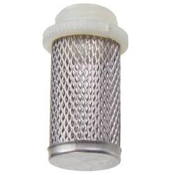 Filtro inox.p/valvula retencion 1 1/4