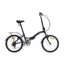 Bicicleta Plegable Monty F18