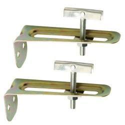 Jgo.escuadras soporte lavabo 10cm (2pz)