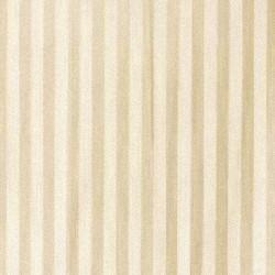 Cortina ducha tela rayas beige 180x200
