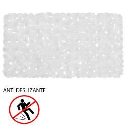 Alfombra baño antidesl.stone 69x36 trans