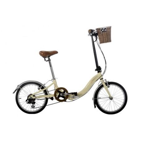 Bicicleta Plegable Monty F17