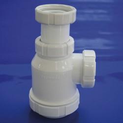 Sifon botella ext. t-4 1 1/2 t.loca