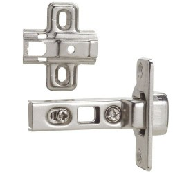 Bisagra cazoleta c/clip acodada 35 mm