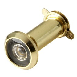 Mirilla puerta 25-40mm latonada (bl.1pz)