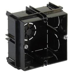 Caja empotrar 1 elem.enlazable 65x65x40