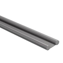 Burlete espuma gris bajopuerta 95cm