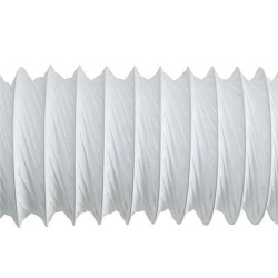 Tubo salida aire secadora ø125 mm x 3 mt